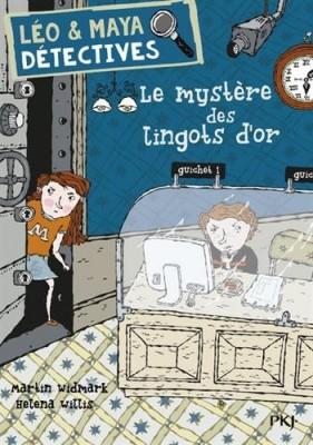 """Afficher """"Léo & Maya les petits détectives n° 5 Le mystère des lingots d'or"""""""