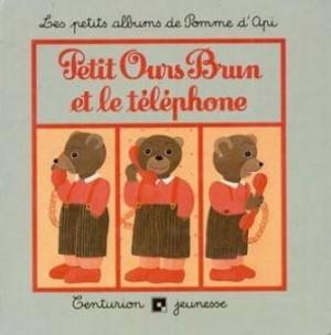 """Afficher """"Petit Ours Brun et le téléphone"""""""