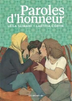 vignette de 'Paroles d'honneur (Leïla Slimani)'