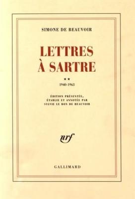 """Afficher """"Lettres à Sartre n° 2"""""""