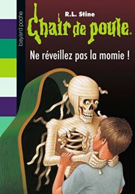 """Afficher """"Chair de poule n° 59 Ne réveillez pas la momie !"""""""