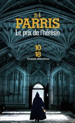 """Afficher """"Les enquêtes du philosophe et espion Giordano Bruno Le prix de l'hérésie"""""""