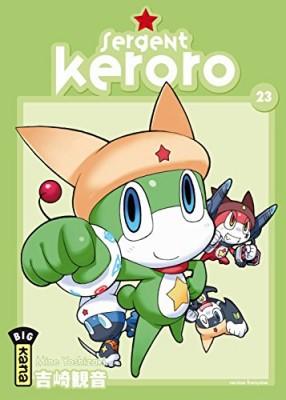 "Afficher ""Keroro n° 23 Sergent Keroro"""