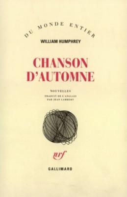 """Afficher """"Chanson d'automne"""""""