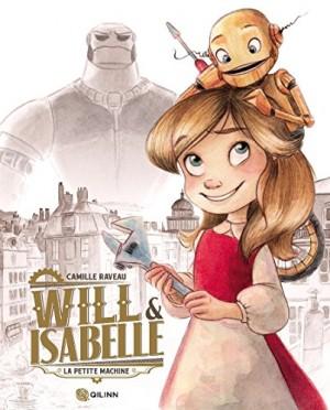 """Afficher """"Will & Isabelle n° 1 La petite machine"""""""