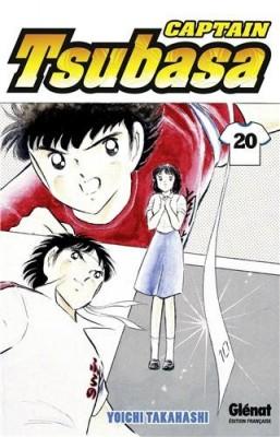 """Afficher """"Captain Tsubasa n° 20 Renverser le score à tout prix"""""""