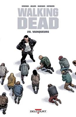 """Afficher """"Walking dead n° 28 Vainqueurs"""""""