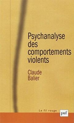 "Afficher ""Psychanalyse des comportements violents"""