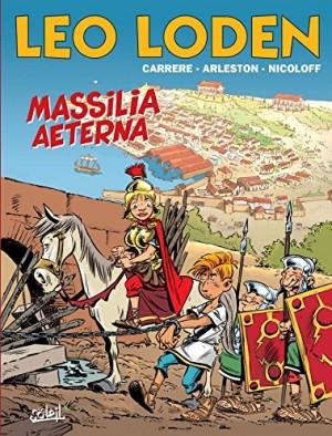 """Afficher """"Léo Loden. n° 25 Massilia æterna"""""""