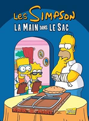 """Afficher """"Les Simpson n° 34 Les Simpson."""""""
