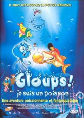 """Afficher """"Gloups ! Je suis un poisson"""""""