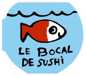 """Afficher """"Le bocal de Sushi"""""""