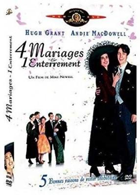 """Afficher """"4 mariages et 1 enterrement"""""""