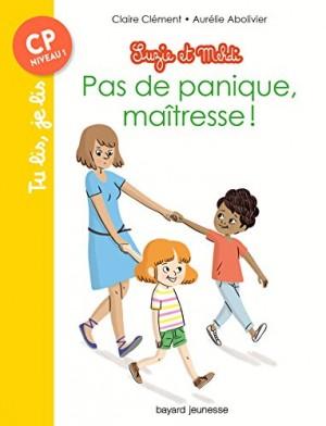 """Afficher """"Suzie et Mehdi Pas de panique, maîtresse !"""""""