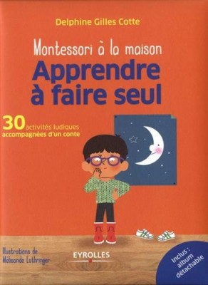 "Afficher ""Montessori à la maison"""
