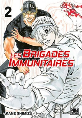 "Afficher ""Les brigades immunitaires n° 2"""