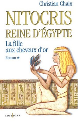 """Afficher """"Nitocris, reine d'Egypte n° 1 La fille aux cheveux d'or"""""""