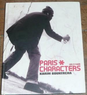 """Afficher """"Paris * characters"""""""