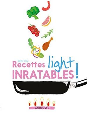 "Afficher ""Recettes light inratables !"""