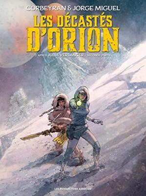 """Afficher """"Les décastés d'Orion."""""""