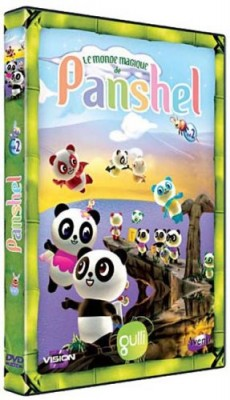 """Afficher """"Panshel n° 2 monde magique de Panshel (Le)"""""""