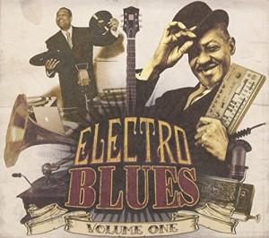 """Afficher """"Electro blues, vol .1"""""""