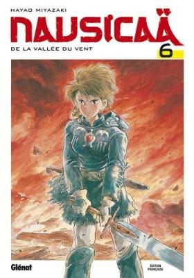 "Afficher ""Nausicaä : de la vallée du vent n° 6 Nausicaä"""