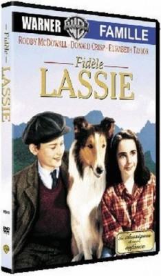 """Afficher """"Lassie Fidèle Lassie"""""""