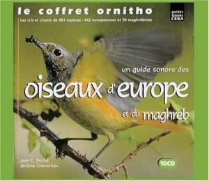 """Afficher """"Un guide sonore des oiseaux d'Europe et du Maghreb"""""""