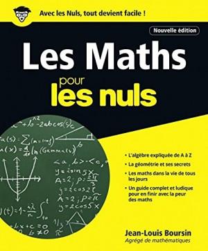 """Afficher """"Les maths pour les nuls"""""""