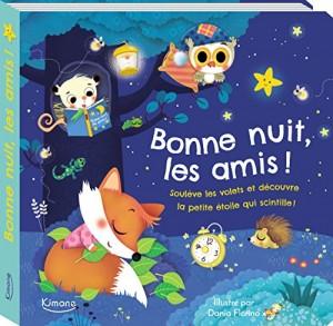 """Afficher """"Bonne nuit les amis"""""""
