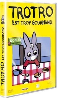 "Afficher ""âne Trotro (L') Trotro est trop gourmand"""