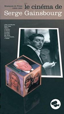 """Afficher """"Le cinéma de Serge Gainsbourg"""""""