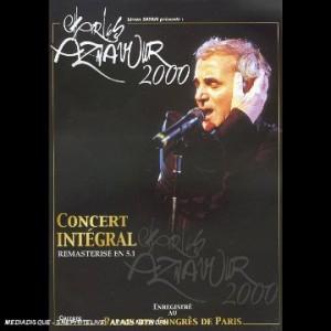 """Afficher """"Charles Aznavour 2000, (Concert Integral)"""""""