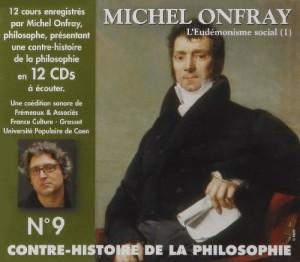 """Afficher """"Contre-histoire de la philosophie, vol 9, CD 1, 2, 3, 4"""""""