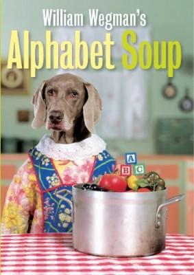 vignette de 'Alphabet soup (William Wegman)'
