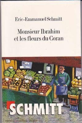 vignette de 'Monsieur Ibrahim et les fleurs du Coran (Eric-Emmanuel Schmitt)'