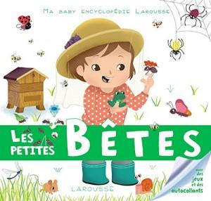 """Afficher """"Ma baby encyclopédie... Les petites bêtes"""""""