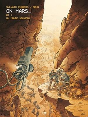 """Afficher """"On Mars n° 1 Un monde nouveau"""""""