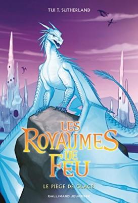 """Afficher """"Royaumes de feu (Les) n° 7 Piège de glace (Le)"""""""