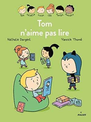 """Afficher """"Les inséparables Tom n'aime pas lire"""""""