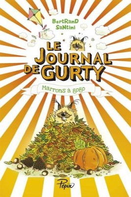 "Afficher ""Le journal de Gurty n° 3 Marrons à gogo"""