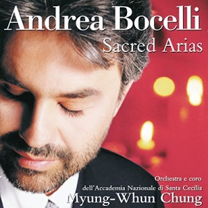 "Afficher ""Sacred arias"""