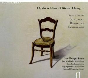 vignette de 'O, du schöner Hörnerklang... (Luc Bergé)'