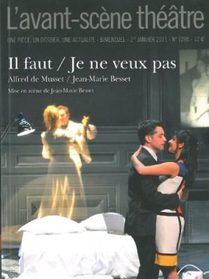 """Afficher """"Avant-scène théâtre n° N°1295 (1er janvier 2010) Il faut qu'une porte soit ouverte ou fermée"""""""