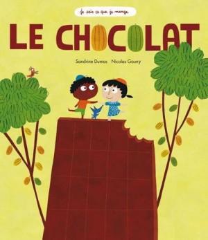 vignette de 'chocolat (Le) (Sandrine Dumas Roy)'