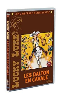 "Afficher ""Lucky Luke Dalton en cavale (Les)"""