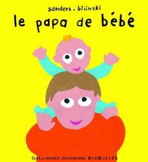 """Afficher """"Le papa de bébé"""""""