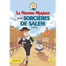 """Afficher """"La nounou magique n° 1 La nounou magique et les sorcières de Salem"""""""