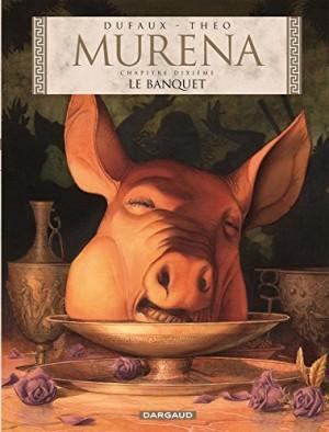 "Afficher ""Murena n° 10 Le banquet"""